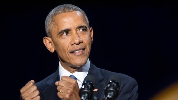 VIDEO: Takole so se Leonardo DiCaprio, Tom Hanks in Ellen DeGeneres še zadnjič poslovili od Baracka Obame (foto: Profimedia)