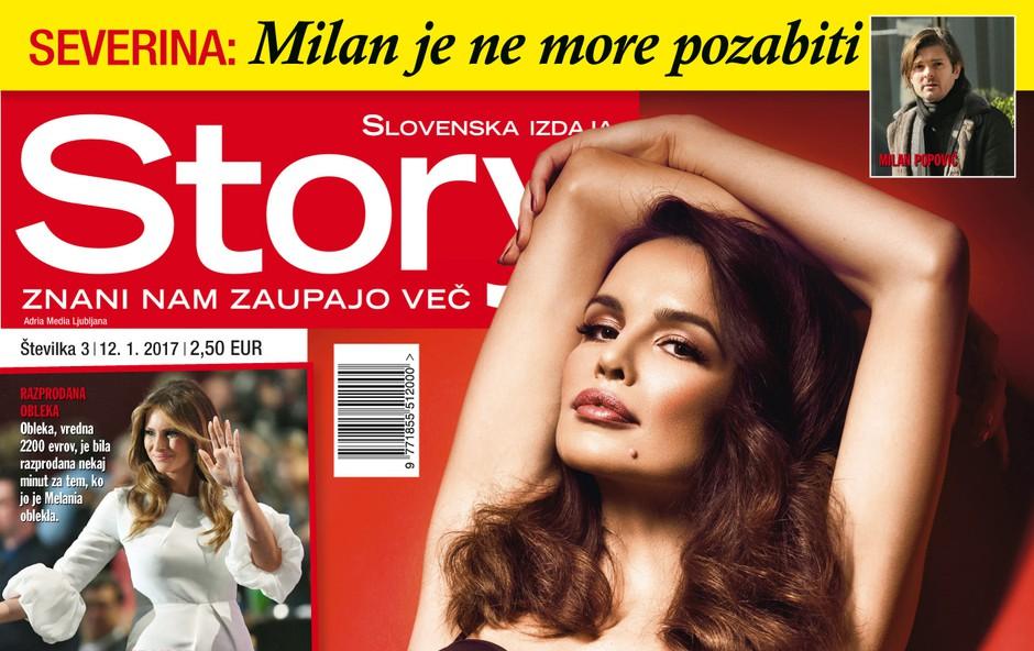 Severina je v vojni s svojim bivšim, piše nova Story!