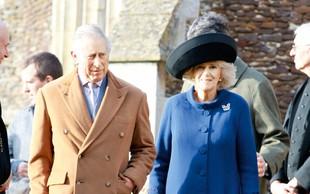 Princ Charles ni ljubimkal samo s Camillo