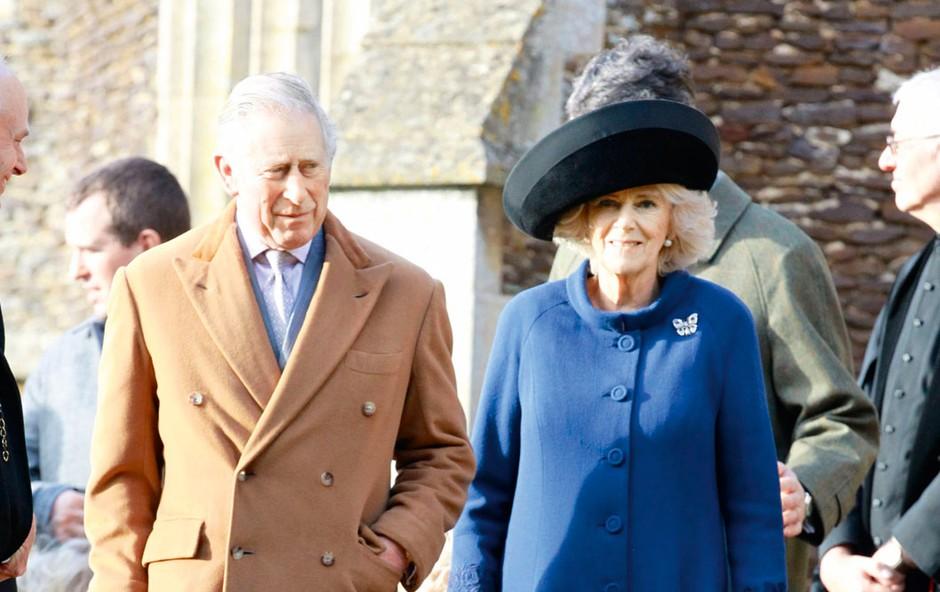Princ Charles ni ljubimkal samo s Camillo (foto: Profimedia)