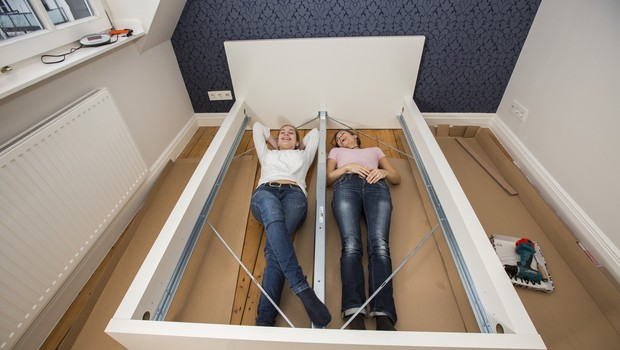 Človek zares odraste šele, ko preneha kupovati v Ikei! (foto: profimedia)