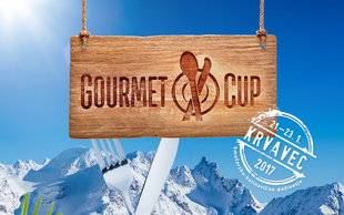 Nabrusite smuči, prihaja drugi Gourmet cup!