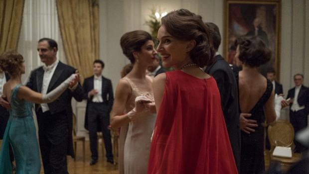 Natalie Portman zablestela v vlogi Jackie Kennedy Onassis (foto: Blitz)