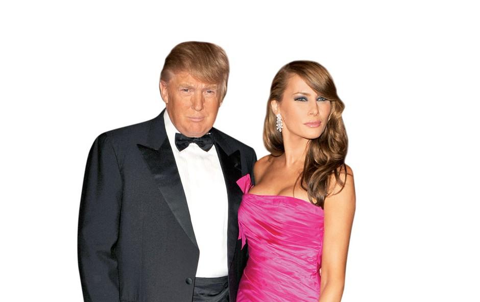 Bodoča prva dama Melania Trump se bo lahko posvetila projektom, ki so ji pri srcu (foto: Profimedia)