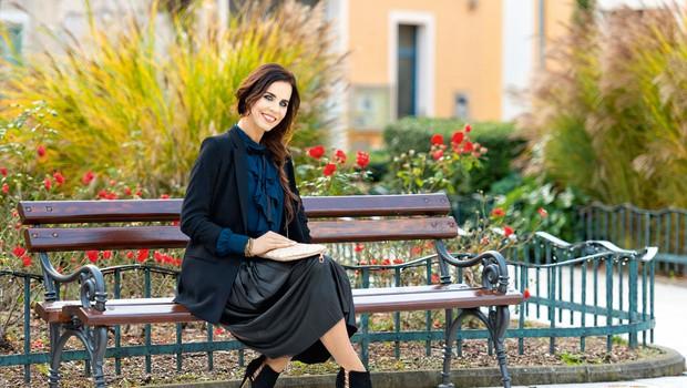 Lorella Flego: »Globoko v sebi ohranjam brazgotine in o njih težko govorim!« (foto: Robert Krumpak)