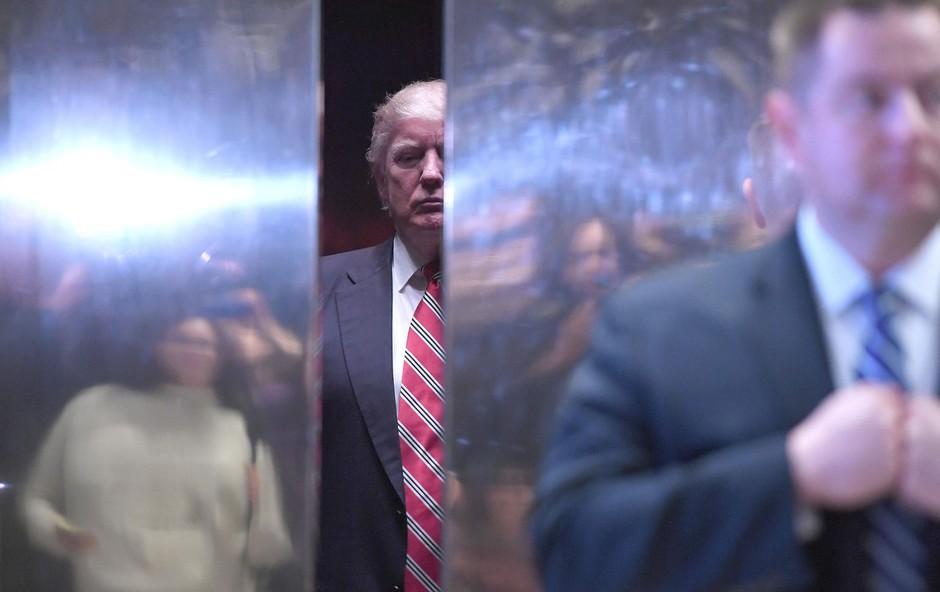 V zgodovini še ni bilo napovedanih toliko protestov kot prav za Trumpovo inavguracijo! (foto: profimedia)