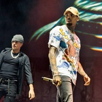 Plesni mojster je trenutno član plesne ekipe zvezdnika Chrisa Browna, s katerim potuje na turneje po vsem svetu.  (foto: Primož Predalič, Profimedia)