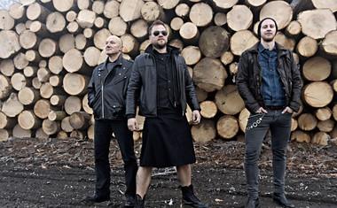 """Rokenrol band D KOKKs: """"Rokenrol dopušča malo več svobode!"""""""