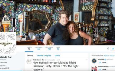 New York: V nekem baru bodo namesto Trumpove inavguracije predvajal videe z mucki in slončki!