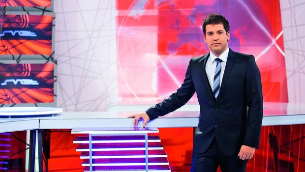 Kako dan preživi Gregor Trebušak? (foto: Kanal A)