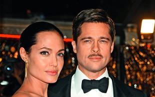 Angelina Jolie in Brad Pitt bosta ločitveni postopek nadaljevala za zaprtimi vrati