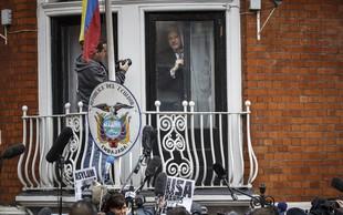 Assange se bo po izpustitvi Manningove predal ameriškim oblastem!