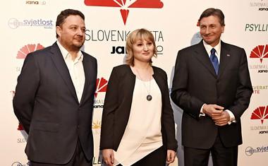(Foto in video) utrinki s slovesne razglasitve Slovenke leta 2016