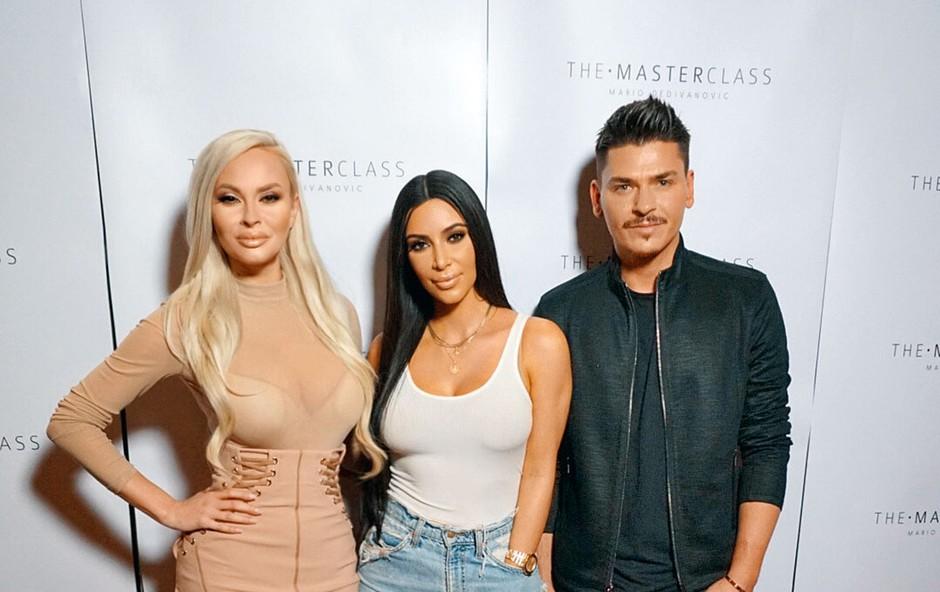 Umetnica ličenja Doroteja Premužič bo nastopila v šovu Kim Kardashian (foto: osebni arhiv)