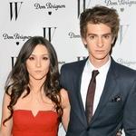 Preden je spoznal Emmo, je Andrew dobri dve leti ljubil igralko Shannon Woodward. (foto: Profimedia)