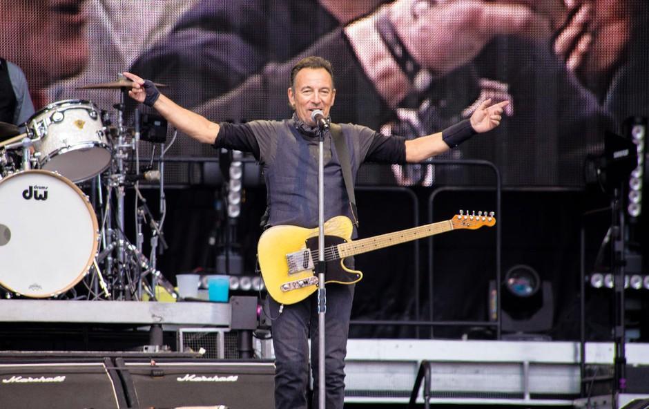 """""""The Boss"""" Bruce Springsteen danes prazuje 70. rojstni dan! (foto: profimedia)"""