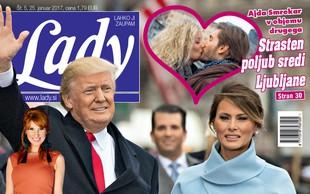 V novi Lady o velikem slavju v Sevnici v čast prve dame Melanie Trump