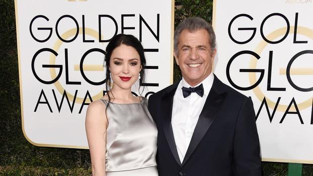 Mel Gibson pri 61 letih devetič postal oče (foto: profimedia)