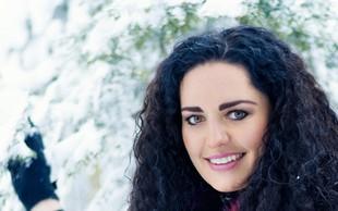 """Manekenka Tadeja Ternar: """"Lepota ima več obrazov in se z leti spreminja!"""""""