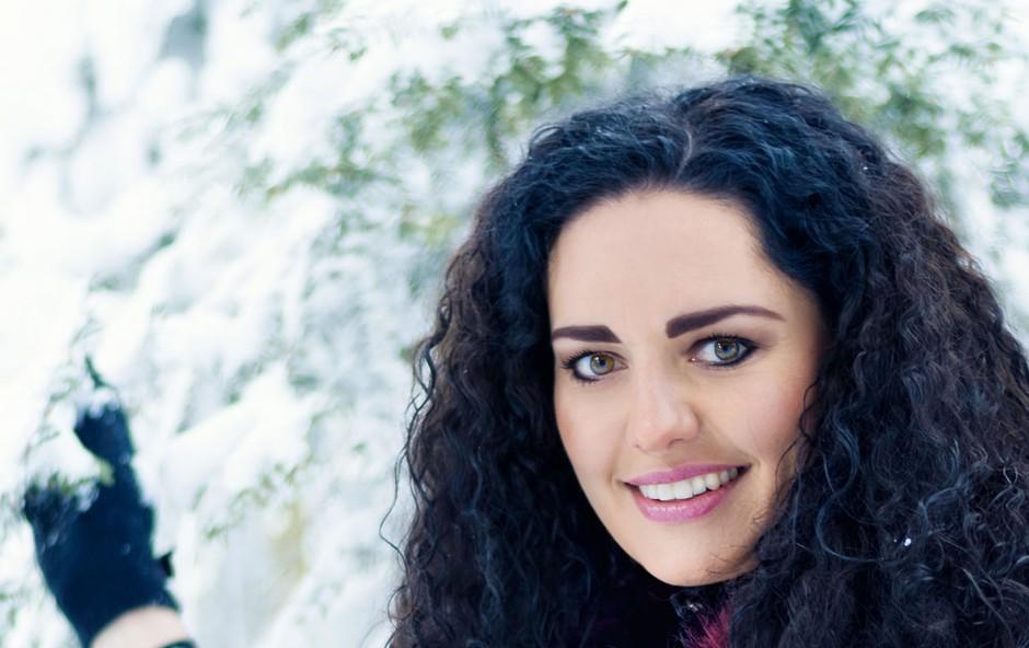 """Manekenka Tadeja Ternar: """"Lepota ima več obrazov in se z leti spreminja!"""" (foto: A.K.)"""