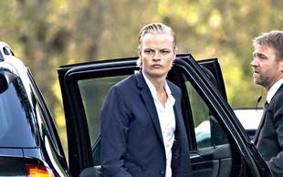 Norveška princesa Mette-Marit je sporočila, da sin zapušča javno kraljevo življenje