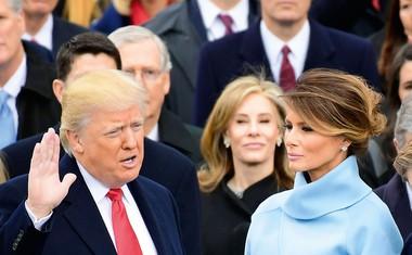 Donald Trump je najstarejši in najbogatejši, a najmanj izkušen predsednik