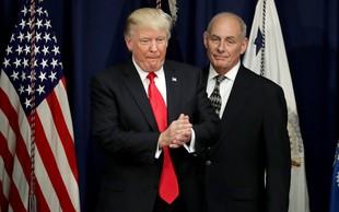 Trump je že zaščitil slogan za predsedniško kandidaturo leta 2020