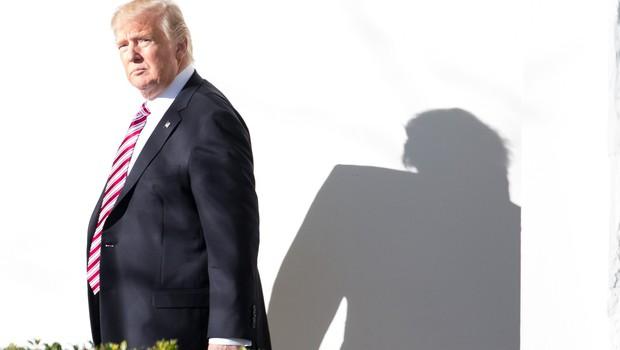 Trump ne ustreza kriterijem častnega meščana nemškega mesta, iz katerega je v ZDA emigriral njegov ded Friedrich! (foto: profimedia)