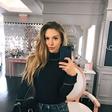 Manekenka Maja Malnar je navdušila  hollywoodsko zvezdnico