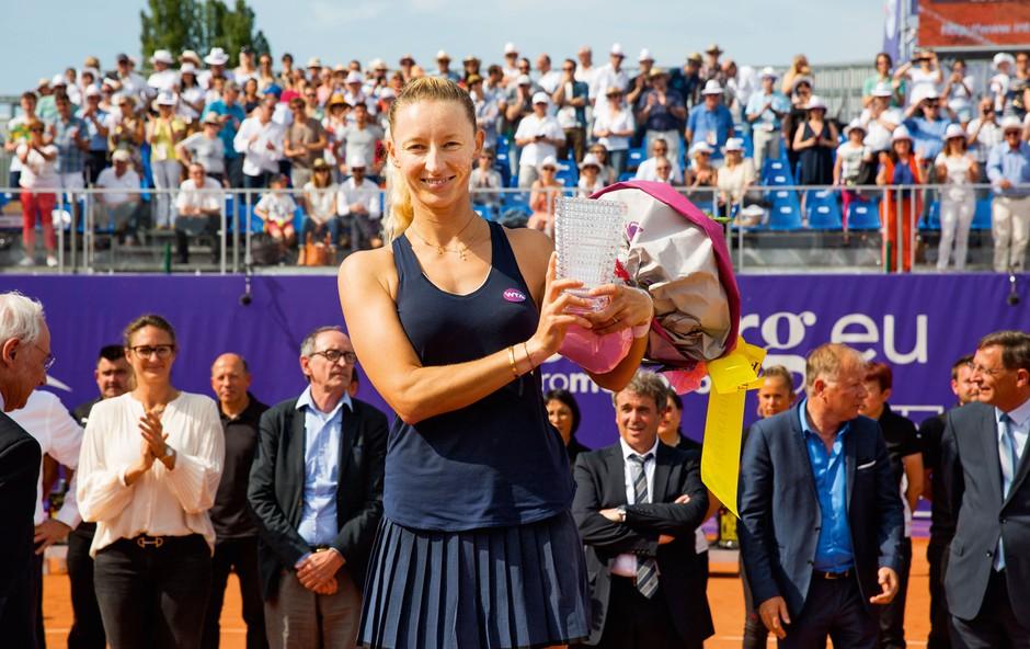 Mirjana Lučić - Baroni je zaradi nasilnega očeta skoraj opustila tenis (foto: Shutterstock)