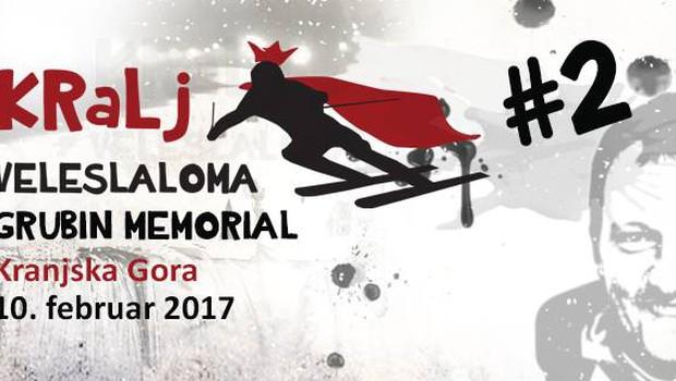 2. Grubin memorial v Kranjski gori: Pomagajmo Timu! (foto: Facebook Drago Grubelnik)