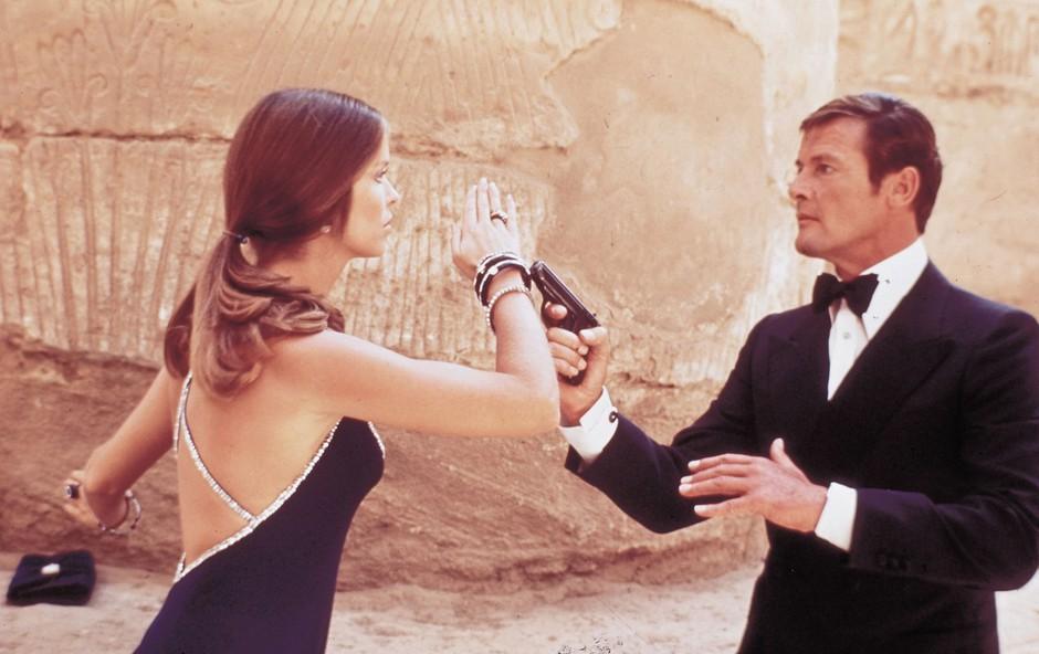 Britanska obveščevalna agencija: Bondova izumiteljica Q je ženska! (foto: profimedia)