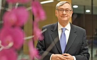 """Dr. Danilo Türk: """"Vsako leto se odpravim na  temeljit pregled"""""""