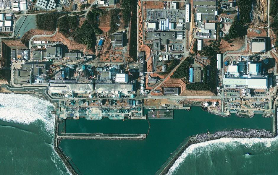 V Fukushimi izmerili tako visoko sevanje, da bi onesposobilo tudi robote! (foto: profimedia)