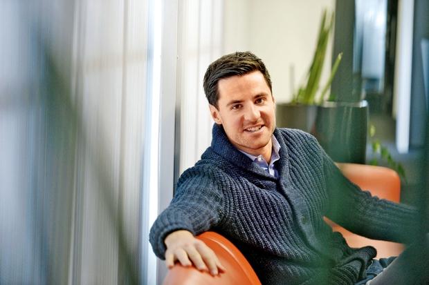 Mirko Mayer je uresničil svojo dolgoletno željo po pisanju (foto: Planet TV, Goran Antley, Primož Predalič)