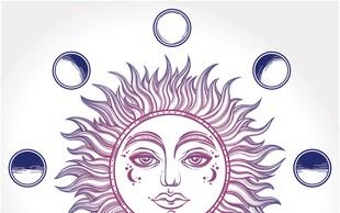 Živimo, se lepšamo in hujšamo z luno in luninimi menami!