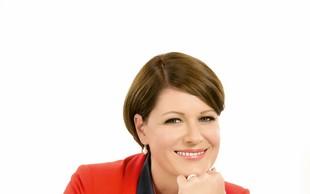 Voditeljica Katja Tratnik: »Nočem igrati super ženske«