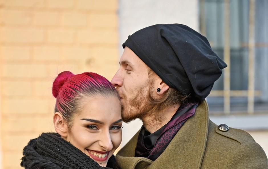 Kako bodo preživeli letošnje valentinovo znani slovenci? (foto: Igor Zaplatil)