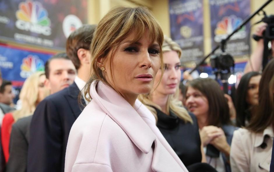 Melania Trump je tožbo proti časopisu Daily Mail ponovno vložila v New Yorku! (foto: profimedia)