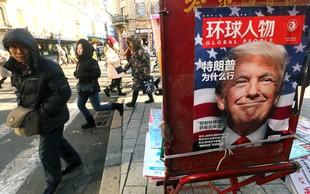 Trump z zapoznelim voščilom za kitajsko novo leto!