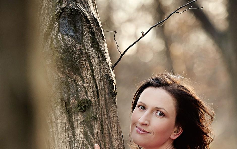 """Nutricionistka Karla Klander: """"Nisem imela časa umreti!"""" (foto: Urša Slakonja)"""