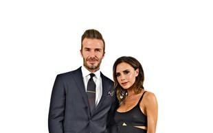 Victoria in David Beckham sta obnovila poročne zaobljube