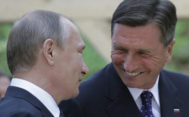 Bi Borut Pahor lahko igral 'ženitnega posrednika' med Merklovo, Trumpom in Putinom?