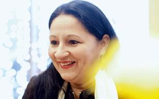 Madi Sharma: »Verjamem, da so vsi ljudje čarobni.«