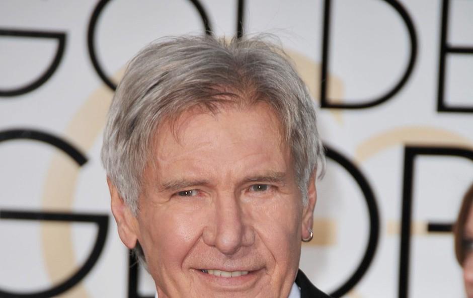 Harrison Ford s svojim zasebnim letalom skoraj povzročil letalsko nesrečo! (foto: profimedia)