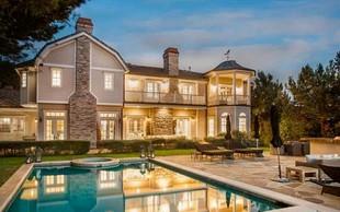 Jessica Alba je za hišo odštela 10 milijonov dolarjev