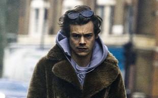 Harry Styles (One Direction) bo kmalu izdal svoj glasbeni prvenec