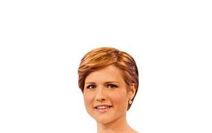 Anja Markovič bo pri informativni oddaji zamenjala Blaža Jarca