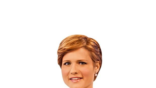 Anja Markovič bo pri informativni oddaji zamenjala Blaža Jarca (foto: arhiv Planet TV)