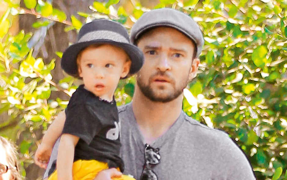 Justin Timberlake je bil prve mesece očetovstva izgubljen (foto: Profimedia)